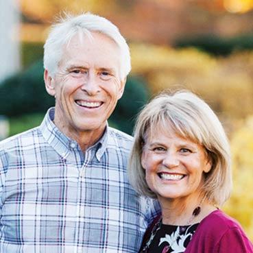 Charles & Anne Stock